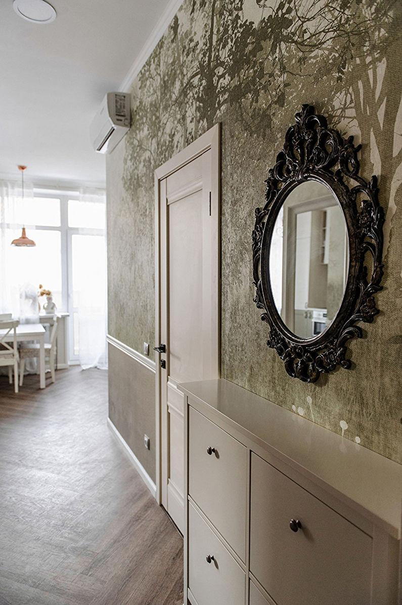 Intérieur d'un petit appartement à Novossibirsk - photo 8