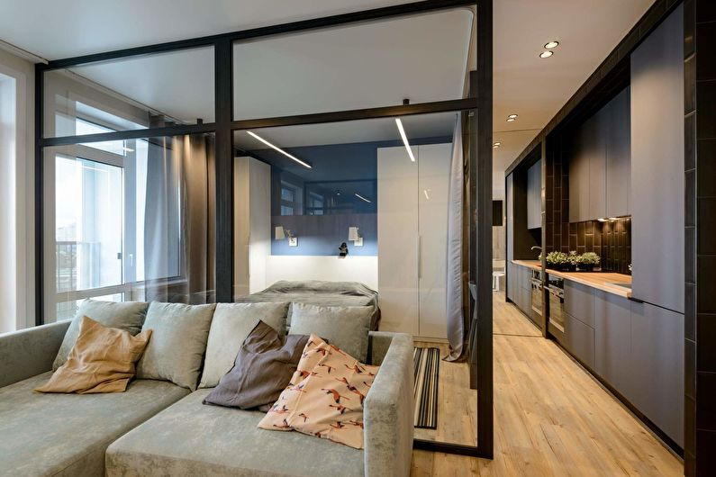 Appartement Design dans LCD Flotilia - photo 2