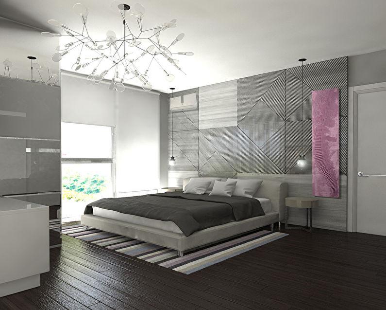 Le projet de l'appartement est de 38 m². - photo 4