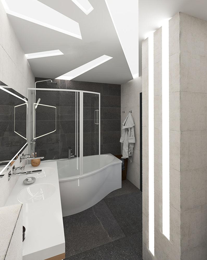 Le projet de l'appartement est de 38 m². - photo 7