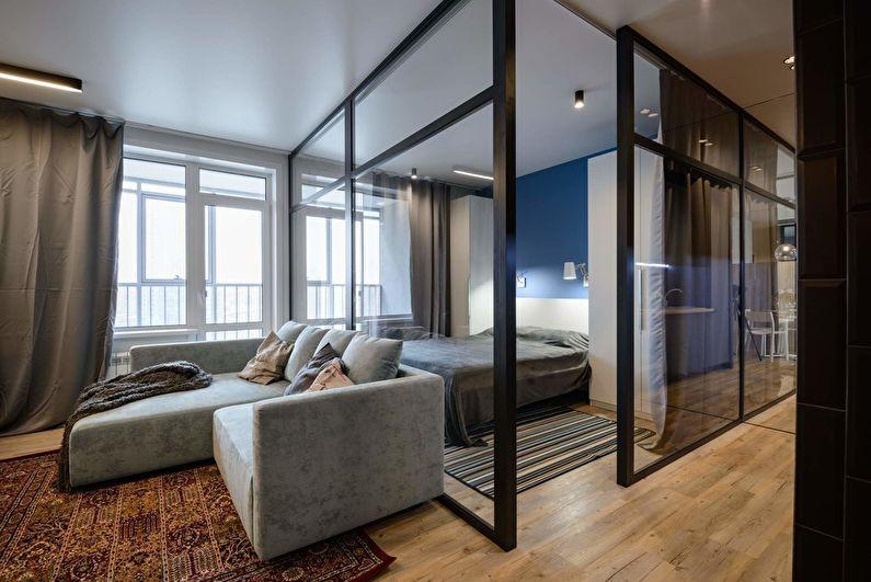 Design d'appartement dans LCD Flotilla
