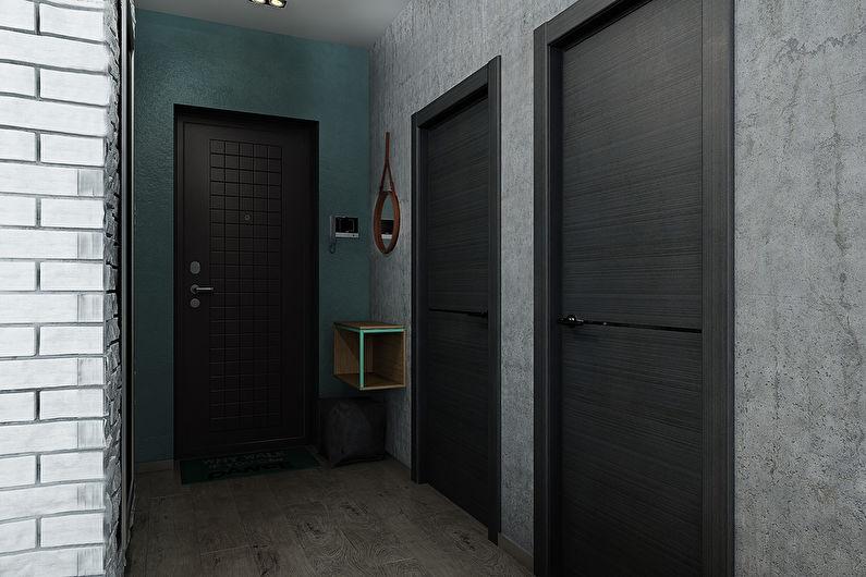 Design élégant d'un studio de 40 m².