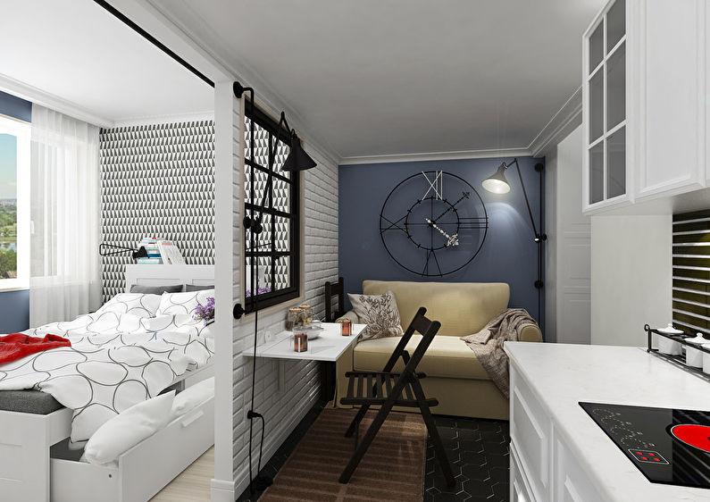 Suite: Appartement 25 m2 - photo 1