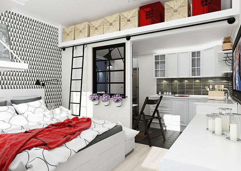 Suite: Appartement 25 m2 - photo 3