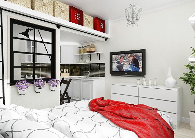 Suite: Appartement 25 m2 - photo 4