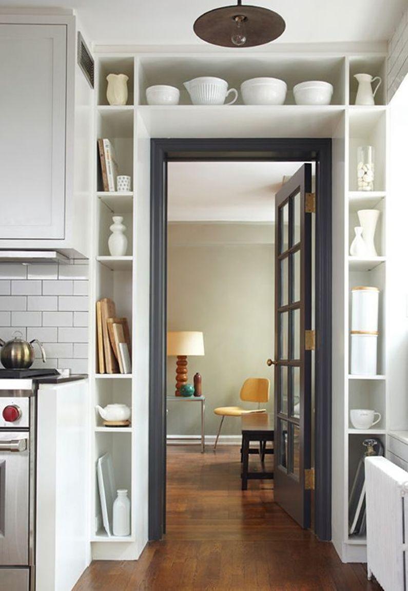 Conception de cuisine 6 m² - décoration et textiles