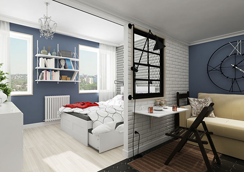 Suite: Appartement 25 m2