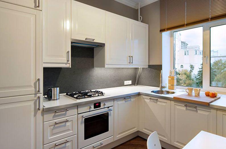 Conception de cuisine 6 m² (+60 photo)