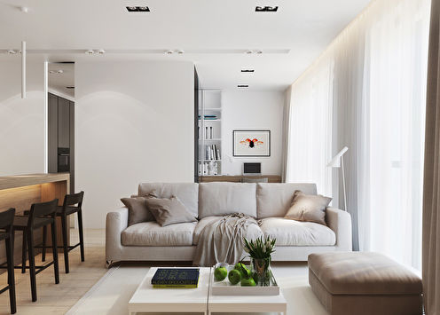 Appartement dans un complexe résidentiel