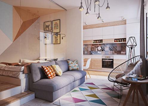 Verbi: Appartement 40 m2