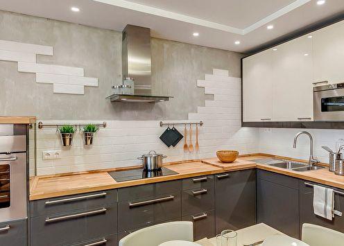 Décoration murale dans la cuisine: quel matériau choisir