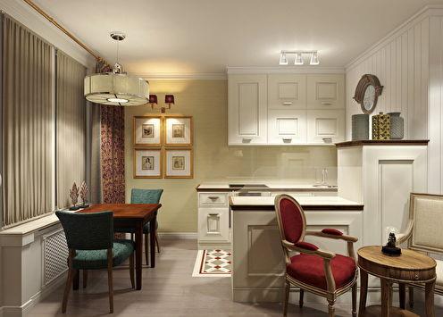 Jewel Box: Appartement à Saint-Pétersbourg