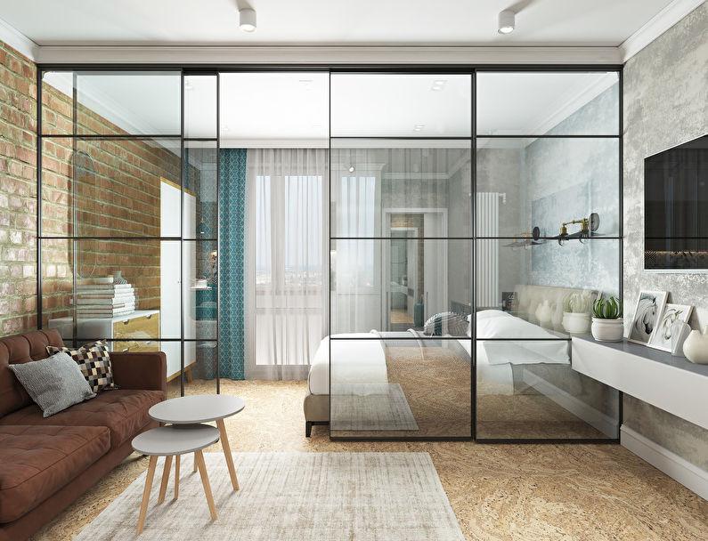 Projet de conception d'un appartement de 34 m2 - photo 2