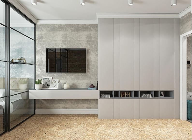 Projet de conception d'un appartement de 34 m2 - photo 4