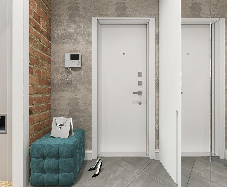 Projet de conception d'un appartement de 34 m2 - photo 5