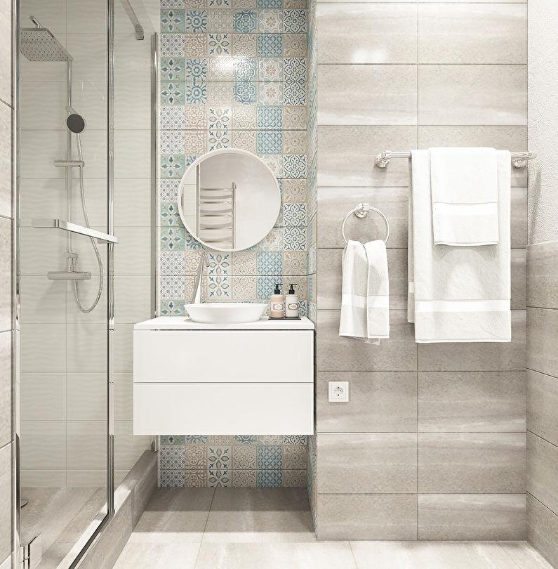 Projet de conception d'un appartement de 34 m2 - photo 6