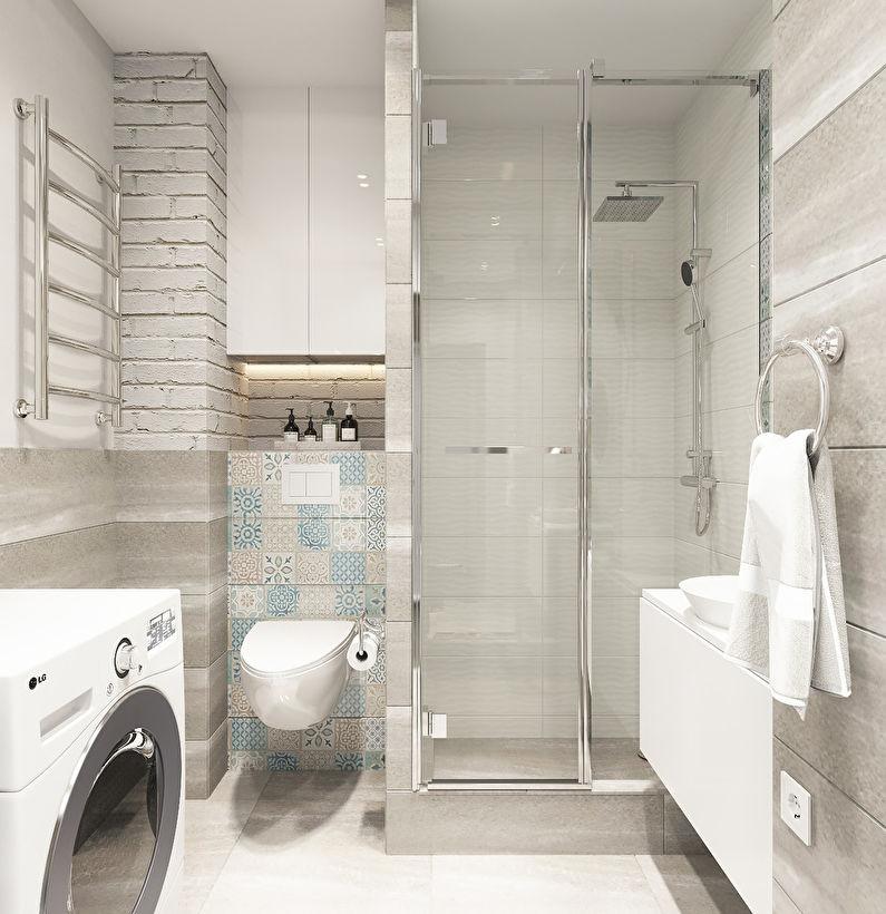 Projet de conception d'un appartement de 34 m2 - photo 7