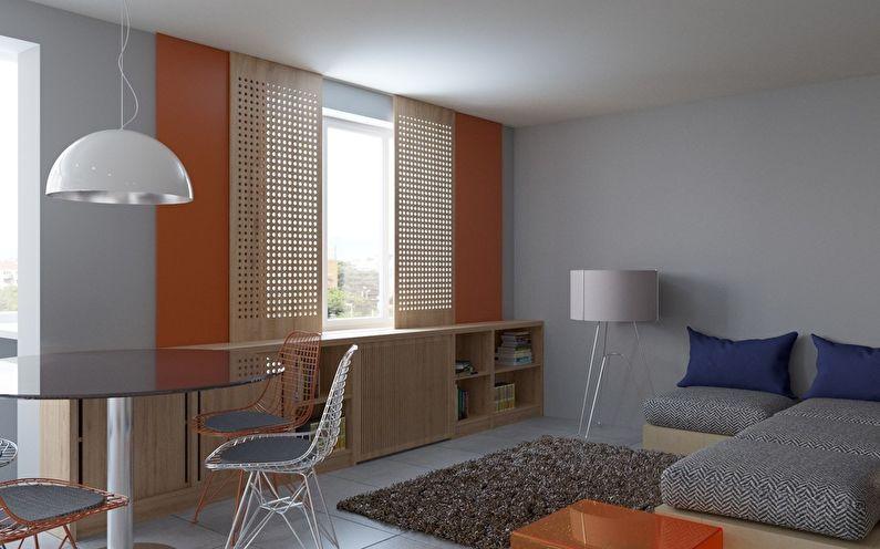 Petit studio 38 m² - photo 1