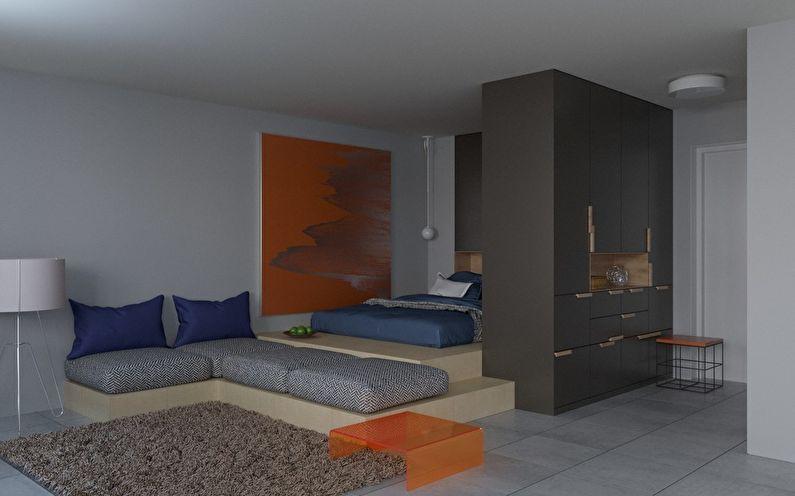 Petit studio 38 m² - photo 2