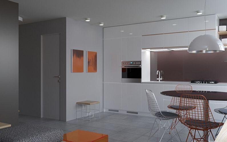 Petit studio 38 m² - photo 4