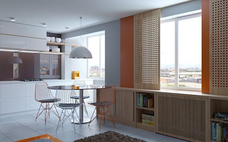 Petit studio 38 m²