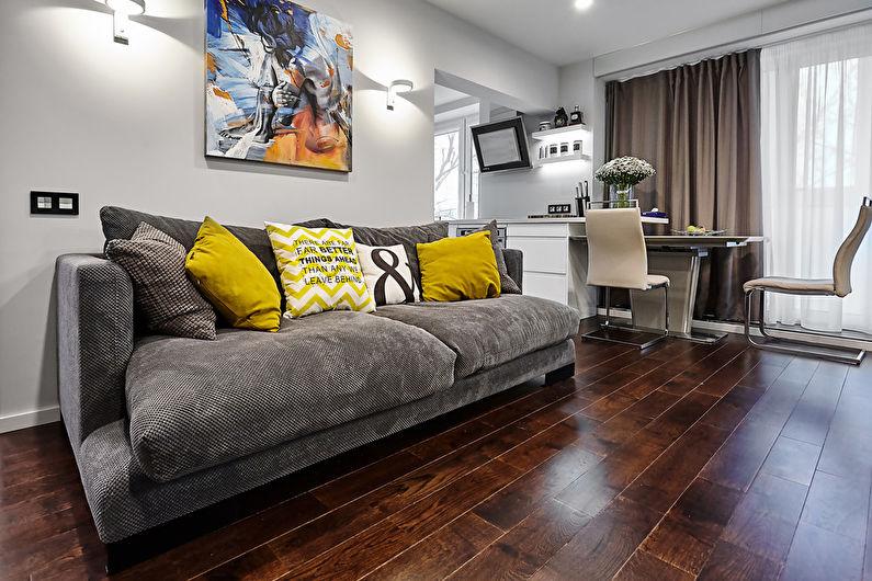 Appartement Tout à sa place, 40 m²