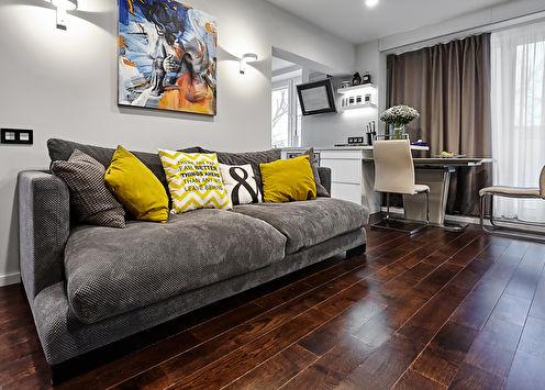 Stan Sve na svom mjestu, 40 m²