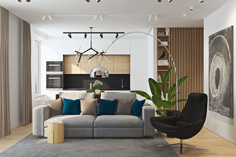 Appartement à Izmailovo, 72 m² - photo 1