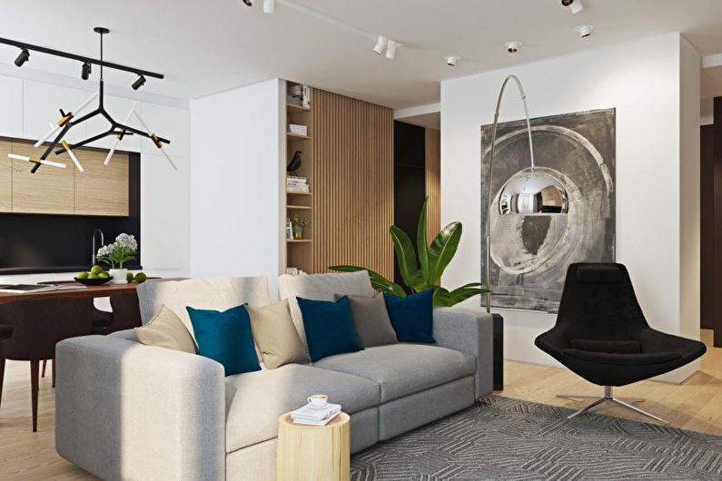 Appartement à Izmailovo, 72 m²