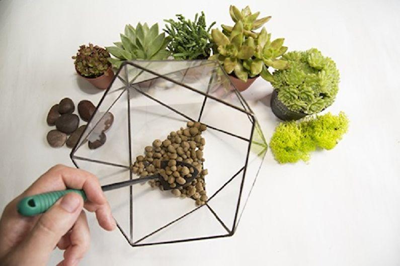 Comment faire un florarium à faire soi-même