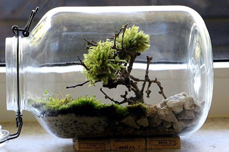 DIY Florarium - Idées photo