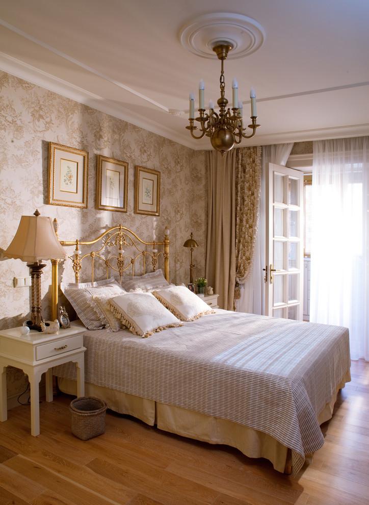 Conception de chambre classique - Finition de plafond
