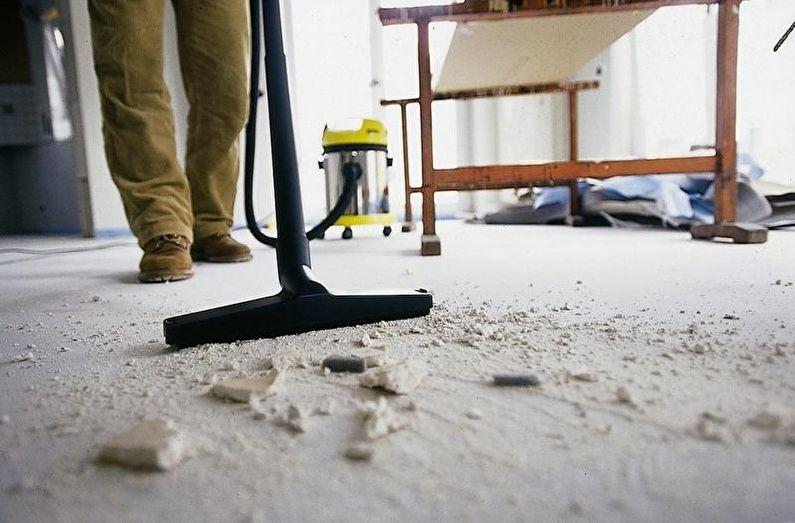 7. Nettoyage à faire soi-même