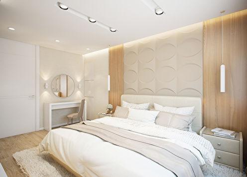 Design d'appartement dans un style moderne