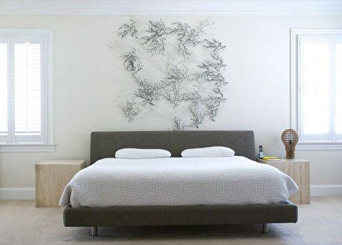 Chambre de style minimalisme (+80 photo)