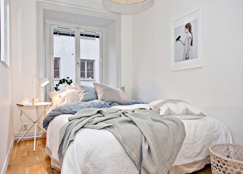 Conception de chambre étroite: 50 belles idées