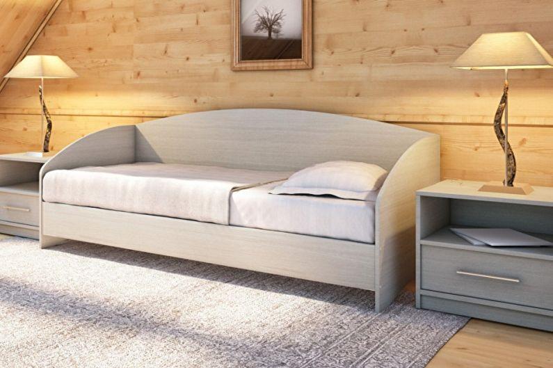 Types de lits simples - Canapé-lit