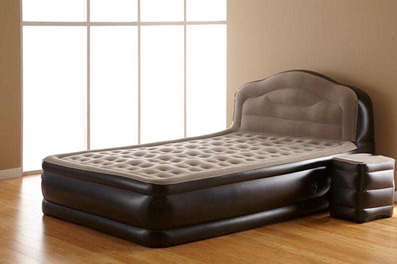 Types de lits simples - Modèles gonflables