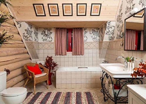 Lavabo de salle de bain (80 photos): types et modèles