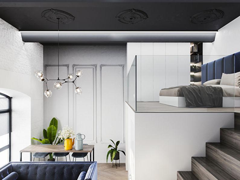 Projet de conception d'un appartement de 24 m2 - photo 5