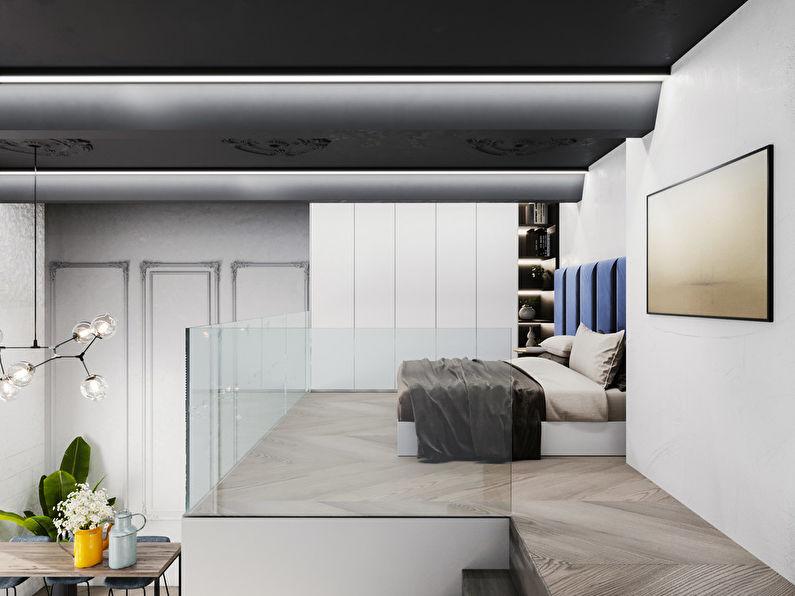 Projet de conception d'un appartement de 24 m2 - photo 6