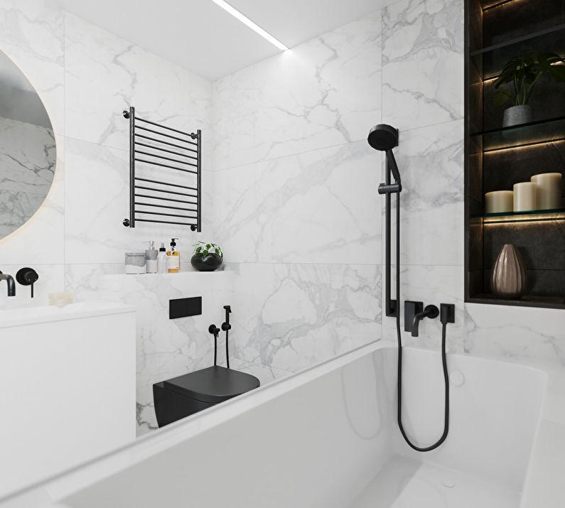 Projet de conception d'un appartement de 24 m2 - photo 11