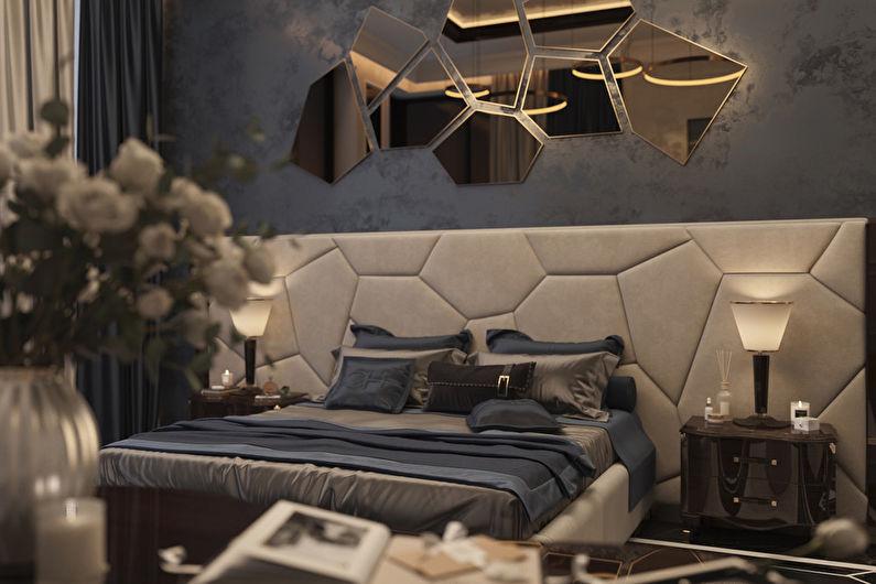 Projet de design de la chambre Blueberry dreams - photo 1