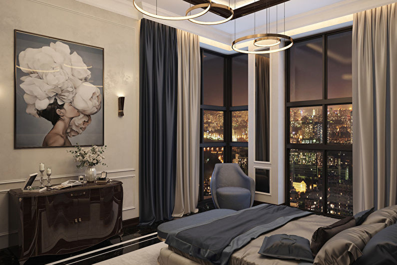 Projet d'aménagement de la chambre Blueberry Dreams - photo 3