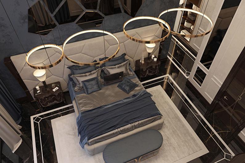 Projet d'aménagement de la chambre Blueberry Dreams - photo 5