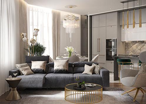 Appartement dans complexe résidentiel Premier Palace