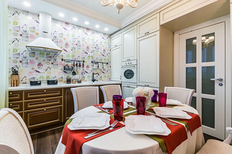 Conception de cuisine 11 m² - Meubles