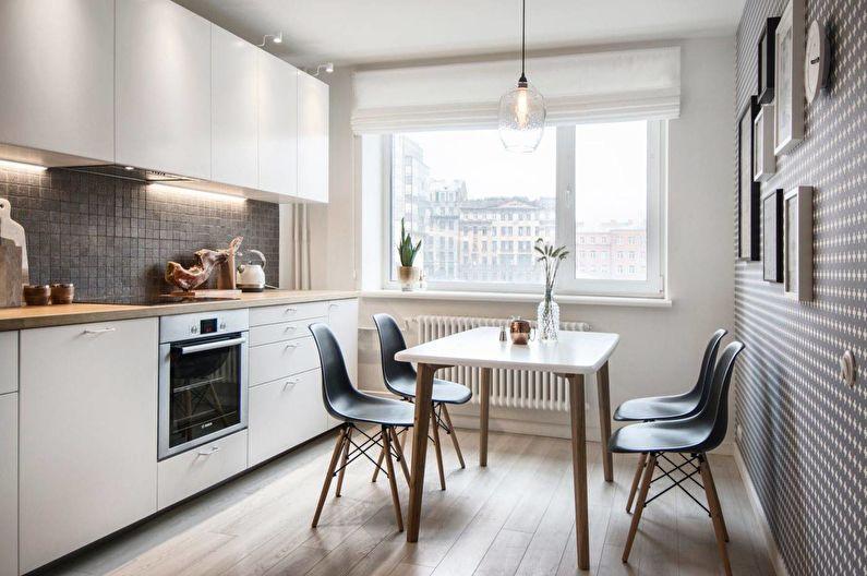 Conception de cuisine 11 m² (+60 photo)