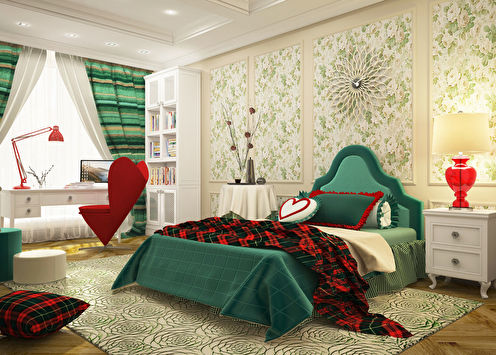 Projet de conception de la chambre