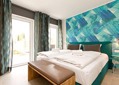Chambre dans un style moderne (+80 photo)
